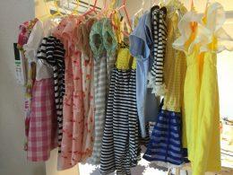 岡山で不用品回収したお子様の衣類