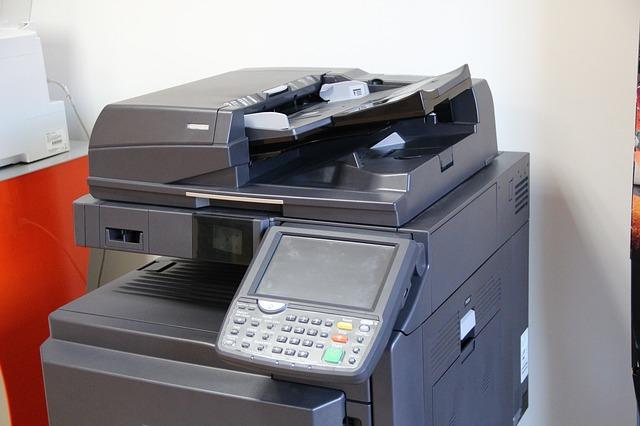 複合印刷機の不用品買取