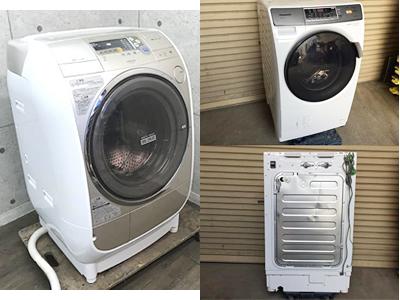 ドラム式洗濯機(7㎏以上日本メーカー2005年~)