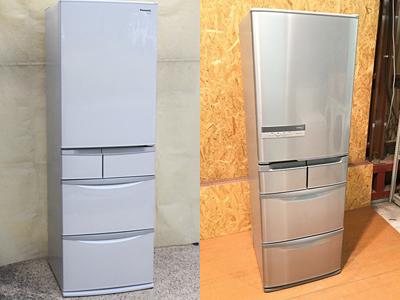 冷蔵庫5ドア(日本メーカー2006年~)
