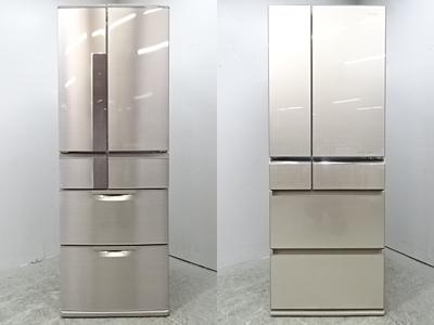 冷蔵庫6ドア401~599L(日本メーカー2006年~)