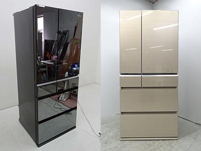 冷蔵庫6ドア600L~(日本メーカー2006年~)