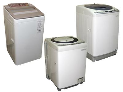 洗濯機(7㎏以上2006年~)