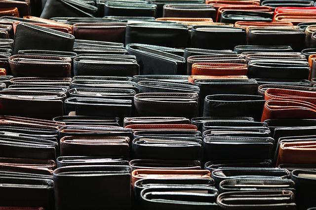 ブランド財布(フェンディ―)を不用品買取